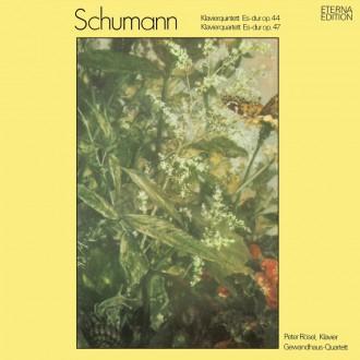 슈만: 피아노 사중주, 오중주
