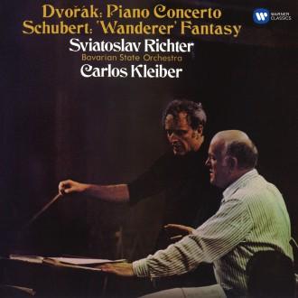 드보르작 : 피아노 협주곡 Op. 33, 슈베르트 : 방랑자 환상곡