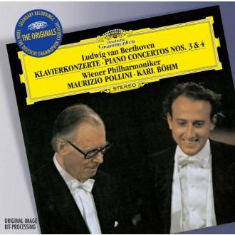 베토벤 : 피아노 협주곡 3 & 4번