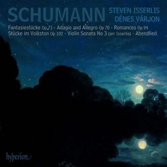 슈만: 첼로와 피아노를 위한 음악