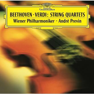 베토벤 & 베르디 : 현악 오케스트라를 위한 4중주