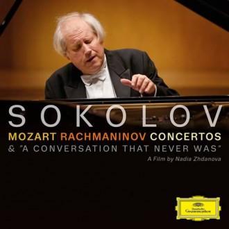 모차르트 : 피아노 협주곡 23번 & 라흐마니노프 : 피아노 협주곡 3번 (+한글자막 DVD)