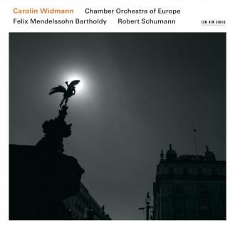 멘델스존 & 슈만 : 바이올린 협주곡 / 카롤린 비트만