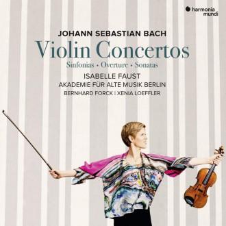 바흐 : 바이올린 협주곡, 관현악 모음곡 등 [2CD]