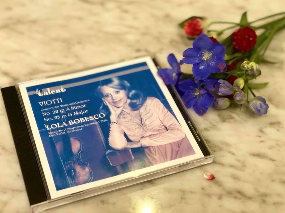 비오티 : 바이올린 협주곡 22, 23번