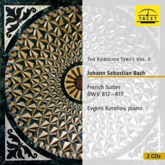 바흐 : 프랑스 모음곡 BWV 812-817 [2CD for 1]